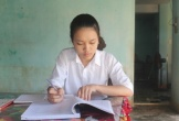 Gian nan đường đến trường của một sinh viên nghèo học giỏi