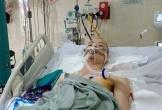 Người vợ trẻ tuyệt vọng vì không có tiền cứu chồng