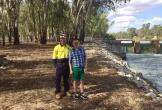 Hai nhà vô địch Olympia cùng quê Quảng Ninh gặp gỡ tại Australia