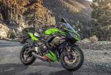 Cận cảnh Kawasaki Ninja 650 'cực chất' chuẩn bị về Việt Nam