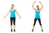 4 bài tập thể dục đơn giản tại nhà trong mùa dịch