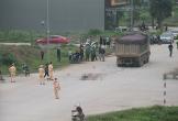 2 cô gái trẻ bị xe tải cán tử vong thương tâm