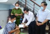 Hỗ trợ 25 triệu đồng cho anh Mai Quốc Long
