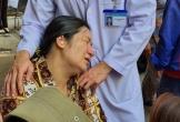 Quặn lòng đám tang của bé trai lớp 6 bị cây đè tử vong, người mẹ ngã quỵ được đưa vào lại bệnh viện vì sức khỏe rất yếu