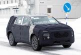 Lộ diện Hyundai SantaFe quyến rũ hơn