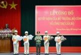 Công an tỉnh Quảng Nam điều động, bổ nhiệm 4 Trưởng phòng