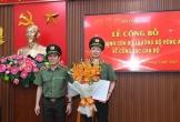 2 tướng Công an nhận chức vụ mới