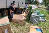 TP.Đà Nẵng: Bắt giữ lô hàng lậu trên xe khách liên tỉnh