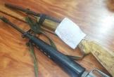Quảng Nam: Tạm giữ khẩn cấp đối tượng dùng súng dọa người khác