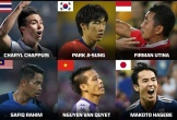 Báo châu Á chọn Văn Quyết vào top tiền vệ hay nhất châu Á