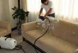 Đánh bay vết bẩn sofa trong tích tắc bằng những nguyên liệu rẻ tiền quen thuộc