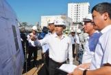 Lãnh đạo thành phố thị sát công trình cải tạo Cụm nút giao thông phía Tây cầu Trần Thị Lý