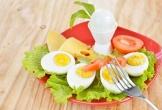 Giảm 7kg trong vòng 2 tuần với chế độ ăn kiêng bằng trứng