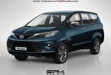 Lộ diện Toyota Innova phiên bản nâng cấp sẽ ra mắt vào năm 2021
