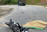 Người phụ nữ ngoại quốc tử vong thương tâm dưới bánh xe đầu kéo