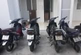 Bắt 2 đối tượng trộm 5 vụ xe máy trong 1 tuần