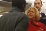 Nhổ nước bọt vào mặt tiếp viên, nam hành khách bị tát ngay trên chuyến bay