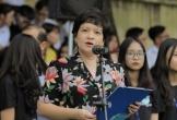Trường THPT chuyên Hà Nội - Amsterdam có nữ Hiệu trưởng mới