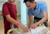 Cường Đô La thông báo Đàm Thu Trang đã sinh con gái
