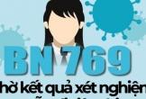 [Info] Đà Nẵng: BN 769 chờ kết quả xét nghiệm vẫn đi siêu thị