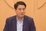 Tạm đình chỉ công tác Chủ tịch UBND thành phố Hà Nội