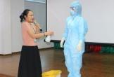Thi tốt nghiệp THPT 2020: Cán bộ coi thi thí sinh F1 phải mặc đồ bảo hộ, tránh lây nhiễm chéo