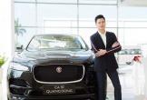 Bóc giá xế hộp hạng sang Jaguar F-Pace Quang Dũng tậu để chạy show
