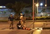 Tông xe máy vào biển báo giao thông, nữ công nhân 18 tuổi tử vong