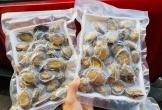 Bào ngư đông lạnh Trung Quốc gắn mác đồ Hàn bán cho dân Việt, giá rẻ không tưởng