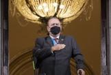 Tổng thống Guatemala nhiễm Covid-19
