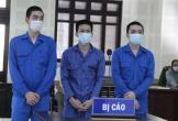 Chém người trong quán nhậu, 3 thanh niên chia nhau 26 năm tù
