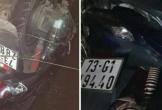 Quảng Bình: Hai xe máy đầu đầu trong đêm, 2 người đàn ông tử vong