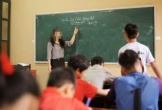 Không được phê bình học sinh trước lớp, trước trường từ ngày 1/11