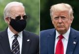 Tổng thống Trump công kích ông Joe Biden đeo khẩu trang vì muốn che gương mặt