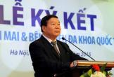 Bắt giam nguyên Giám đốc bệnh viện Bạch Mai