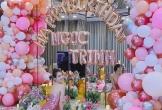 Ngọc Trinh phủ hồng biệt thự 50 tỉ đồng mừng tuổi mới