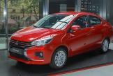 Mitsubishi Attrage thấp nhất 375 triệu đồng