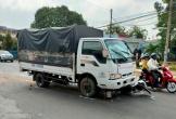Tài xế xe tải ngủ gật, tông 5 học sinh bị thương Lê An Lê An