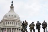 Điện Capitol bất ngờ bị phong tỏa giữa lúc diễn tập lễ nhậm chức của ông Biden