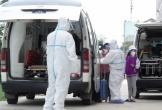 Bệnh viện dã chiến Đà Nẵng tạm dừng hoạt động, chuyển 42 bệnh nhân COVID-19 sang Bệnh viện Phổi Đà Nẵng