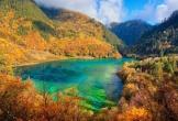 Ngỡ ngàng cảnh sắc 5 hồ nước tự nhiên đẹp nhất hành tinh