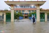 Quảng Nam cho học sinh toàn tỉnh nghỉ học để tránh lũ