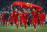 Tuyển Việt Nam tiếp tục đứng số 1 Đông Nam Á
