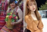 Cô gái giảm 43 kg trong hơn 1 năm