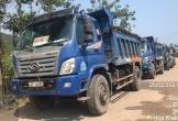 Vì sao đoàn xe tải ngang nhiên chặn cổng bãi rác Khánh Sơn?