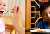 Làm gì khi trẻ biếng ăn, chậm tăng cân?