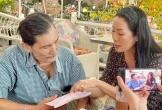 Nghệ sĩ Thương Tín được tặng ô tô và hơn 400 triệu tiền ủng hộ
