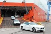 Ô tô nhập khẩu về Việt Nam tiếp tục giảm