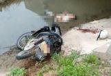Thanh Hóa: Phát hiện thi thể nam thanh niên dưới mương nước cạnh xe máy