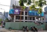 """Đà Nẵng: Thi công công trình 8 tầng """"uy hiếp"""" nhà liền kề cấp 4"""